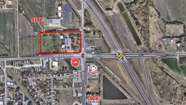 For Sale: 5401 N Maize Rd, Maize KS