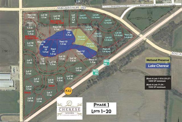 For Sale: 11800  Cherese Circle, Wichita KS