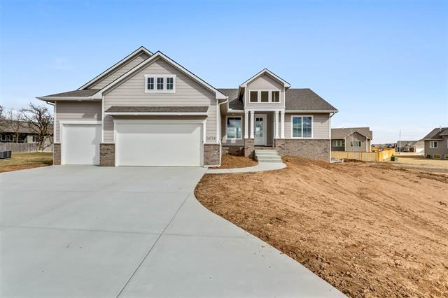 For Sale: 14714 W Moscelyn Ct., Wichita KS