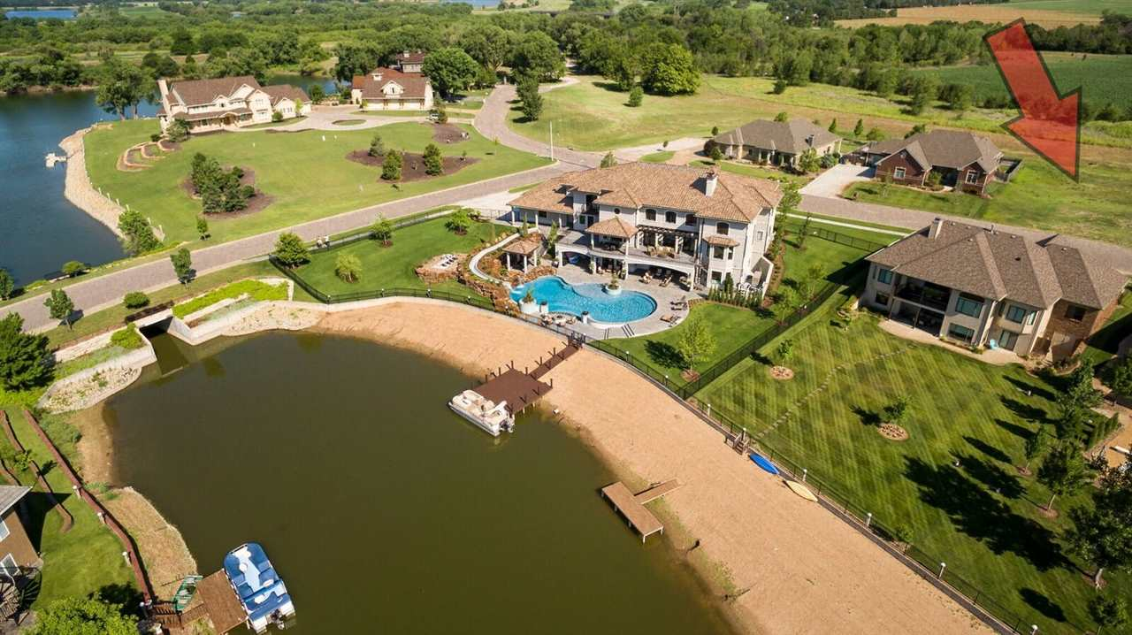For Sale: 3410 W Crystal Beach, Wichita KS