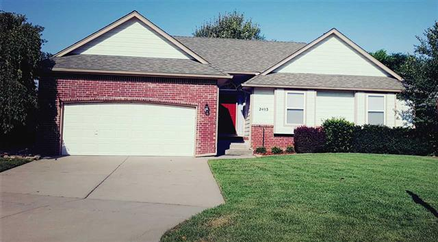For Sale: 2403 N Cranbrook Street, Wichita KS
