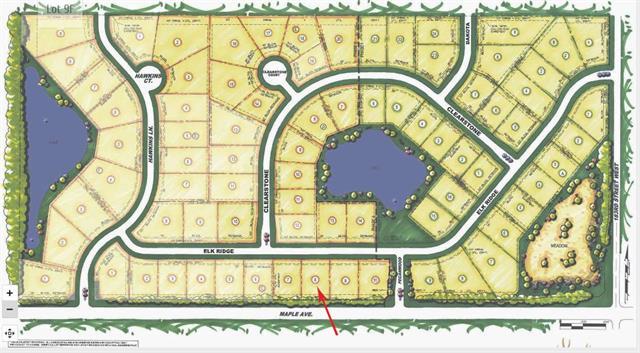 For Sale: 1605  Elk Ridge Ave, Goddard KS