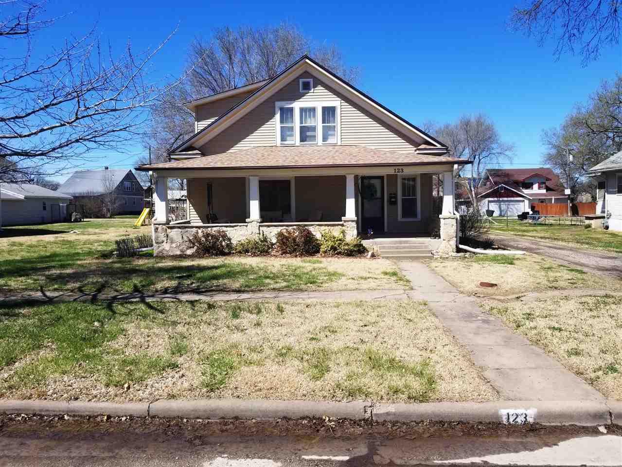 For Sale: 123 S Cedar, Marion KS