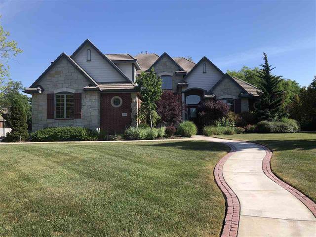 For Sale: 2134 N Keeneland Cir, Wichita KS