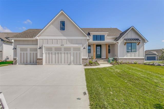 For Sale: 2402 N Bluestone St, Andover KS