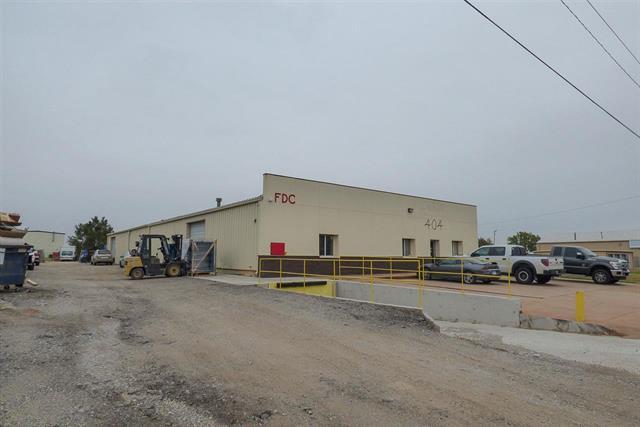 For Sale: 404  Industrial Rd, Goddard KS