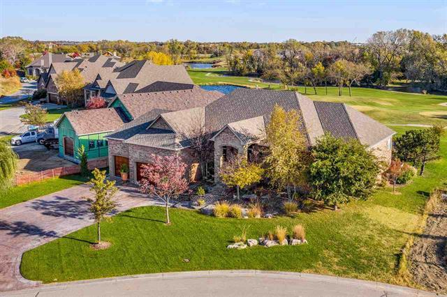For Sale: 520 N Belle Terre Cir, Wichita KS