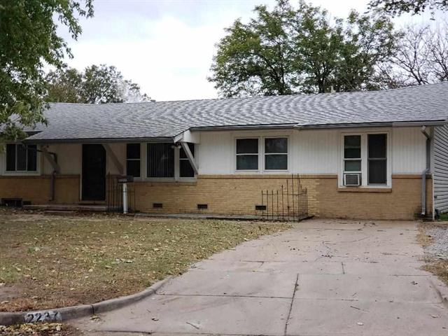 For Sale: 2237 S Oasge, Wichita KS