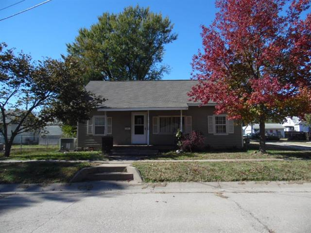 For Sale: 118 S Elm St, Wellington KS