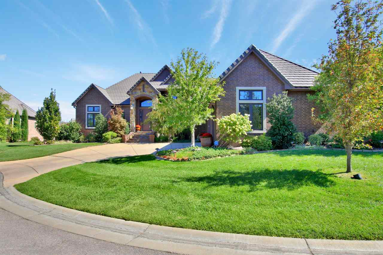 For Sale: 10635 E Glengate Cir, Wichita KS