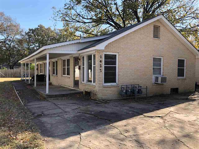 For Sale: 1422 S SAINT FRANCIS ST, Wichita KS