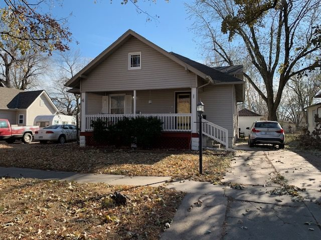 For Sale: 711 E 7th, Newton KS