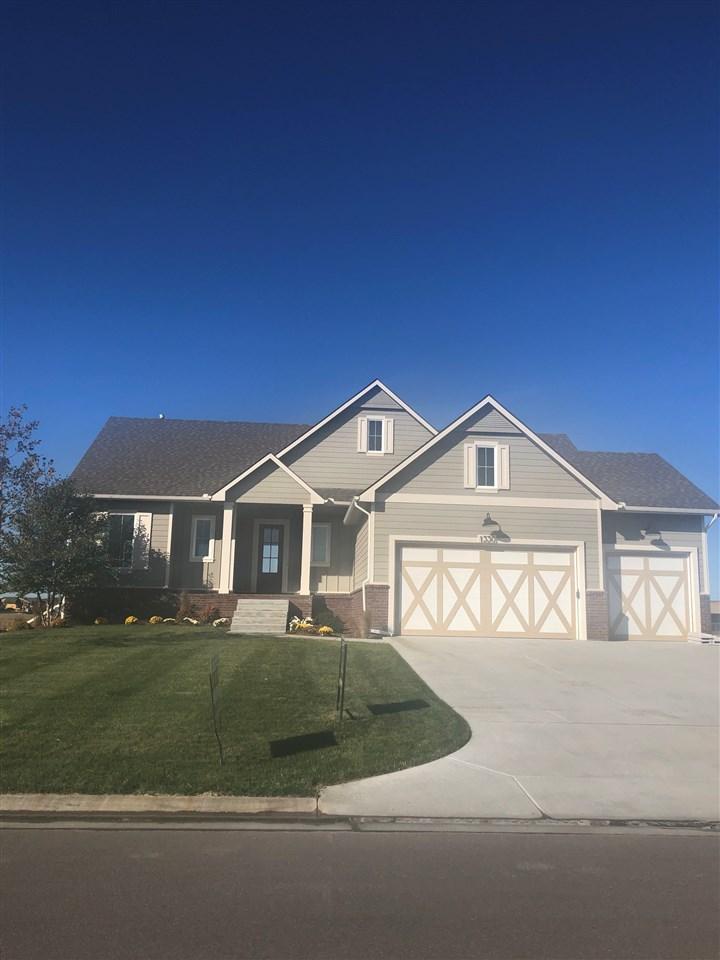 1330 W Ledgestone, Andover, KS, 67002