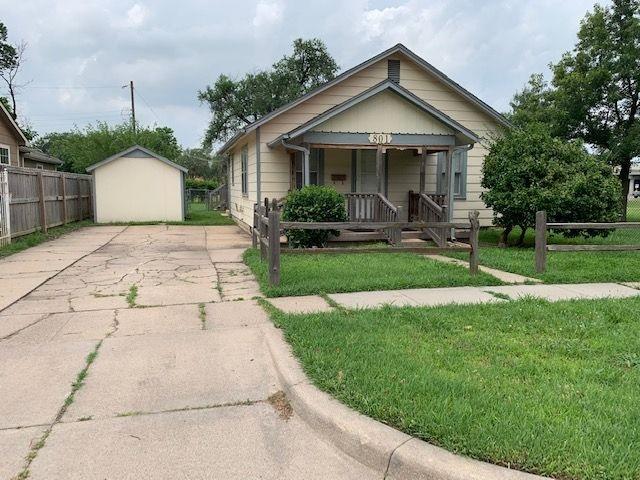 For Sale: 801 S Sedgwick, Wichita KS