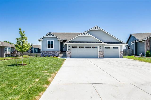 For Sale: 4943 N Marblefalls Ct, Wichita KS