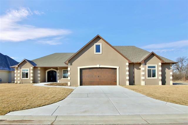For Sale: 8201 E Saw Mill Ct, Wichita KS