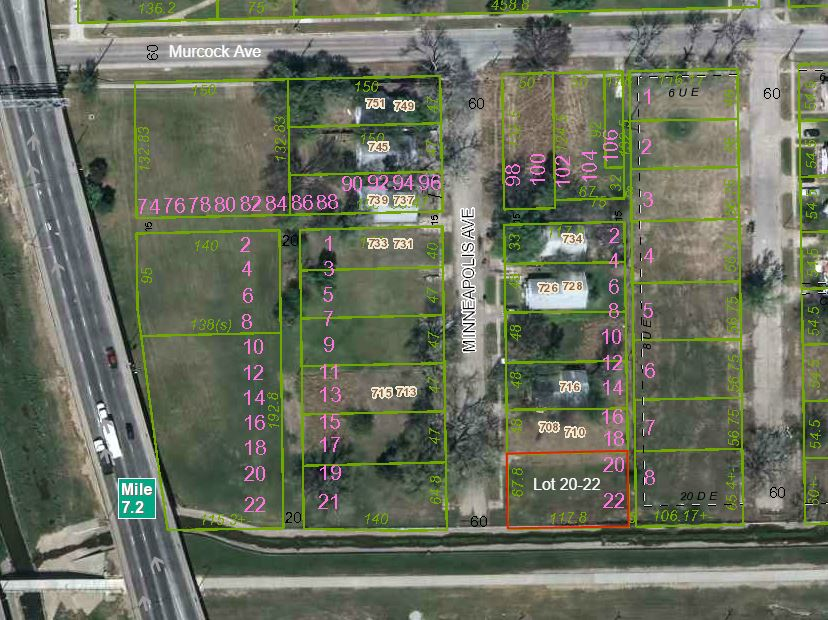 """**ON-LINE AUCTION **THIS PROPERTY IS BEING OFFERED by ON-LINE TIMED AUCTION STARTING Dec 9TH, 2019 AT 2:00 PM AND ENDING JAN 25TH AT 2:00 PM. BROKER/AGENT PARTICIPATION IS RECOGNIZED AND A 3.0 % REFERRAL COMMISSION IS BEING OFFERED TO THE BUYERS' BROKER/AGENT PRE-REGISTERING THE SUCCESSFUL BUYER. CONTACT THE LISTING BROKER FOR PRE-REGISTRATION MATERIALS. TOTAL PURCHASE PRICE WILL INCLUDE A 3% BUYER'S PREMIUM ($300 MINIMUM per parcel) WHICH WILL BE ADDED TO THE FINAL BID. THIS IS A RESERVE AUCTION! SELLER OR SELLER'S REPRESENTATIVE WILL BE AVAILABLE TO ENTERTAIN ALL BIDS. The property is being sold """"AS-IS, WHERE-IS"""" and without warranty or guarantee of any kind. Each potential buyer is encouraged to perform his/her own independent inspections, investigations and due diligence concerning the described property. It is the buyer's responsibility to have any and all desired inspections completed prior to bidding. Descriptions are believed to be accurate but are not guaranteed. All announcements made day of sale supersede any and all printed material. The seller is offering no other terms or contingencies. Final bid is subject to confirmation and acceptance by the Seller. You're encourag"""