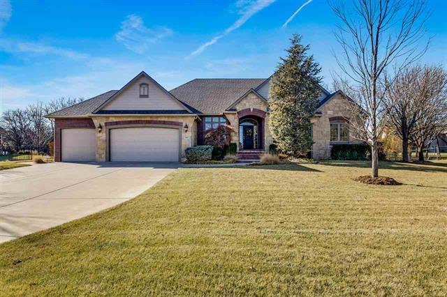 For Sale: 1809 N GLEN WOOD CIR, Wichita KS