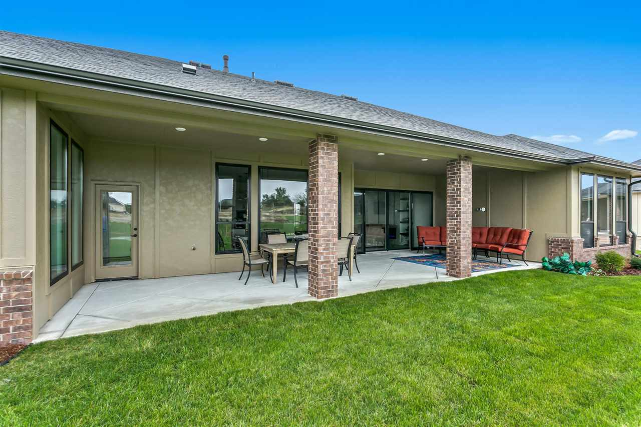 For Sale: 3821 N Brush Creek, Maize KS