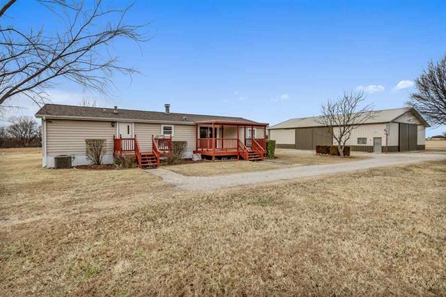 For Sale: 10135 S Spencer Rd, Sedgwick KS