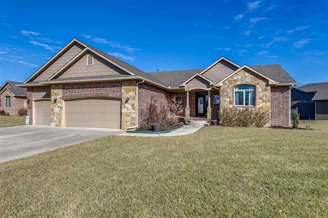 For Sale: 1443 N Blackstone CT, Wichita KS