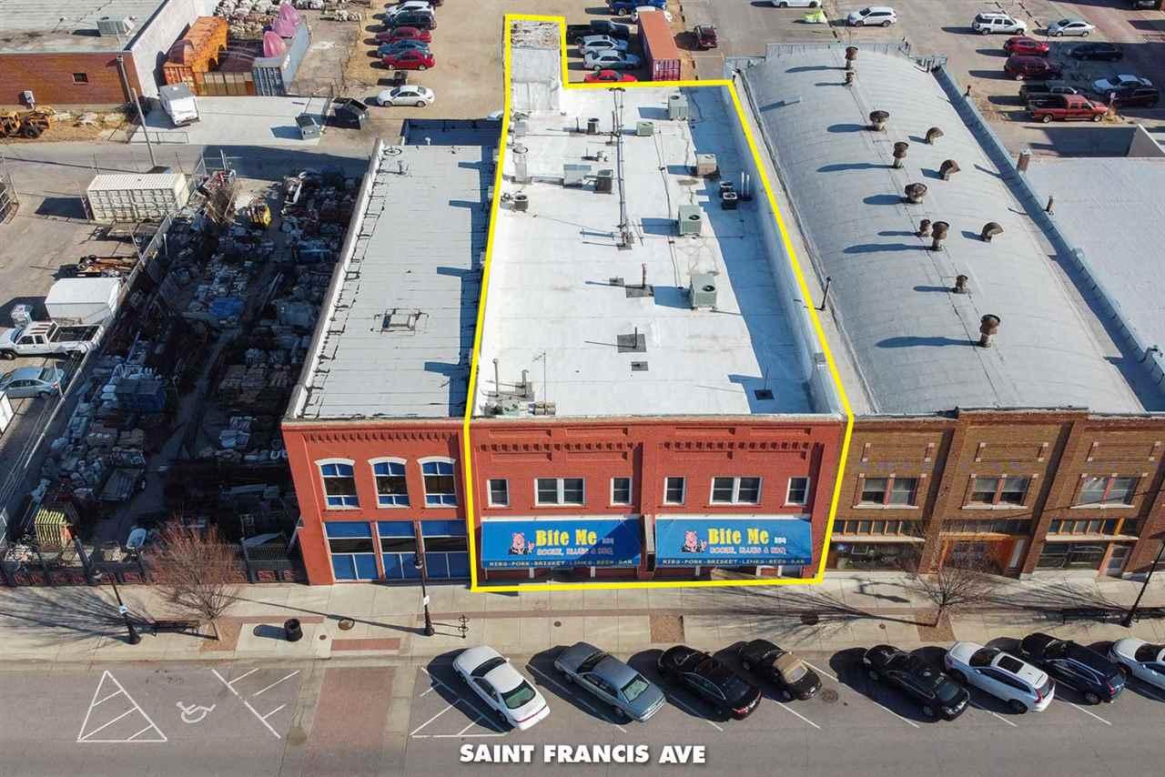 130 N Saint Francis Ave, Wichita, KS, 67202