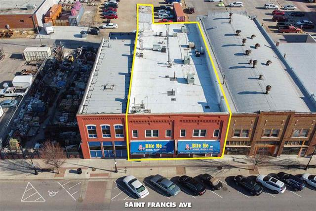 For Sale: 130 N SAINT FRANCIS AVE, Wichita KS