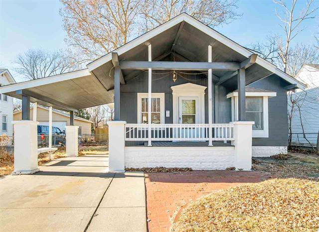 For Sale: 735 1/2 S Volutsia, Wichita KS