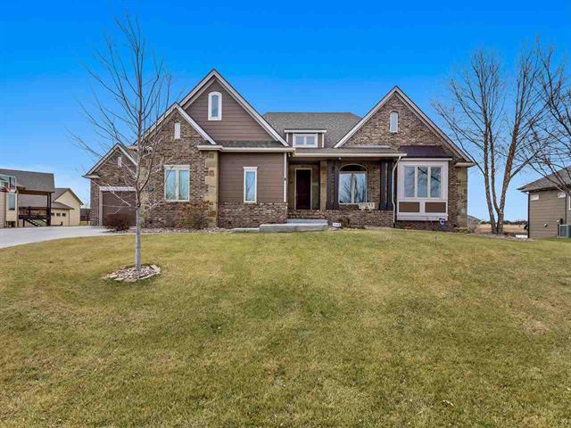 For Sale: 2120 N Clearstone St, Goddard KS