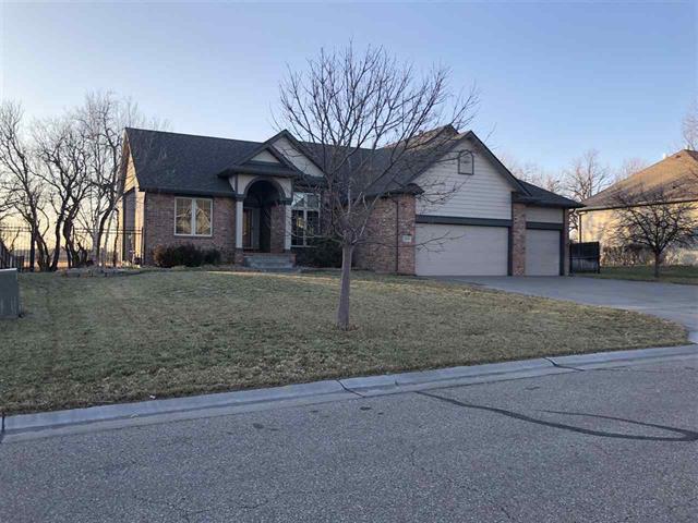 For Sale: 14346 W Hardtner Ct, Wichita KS