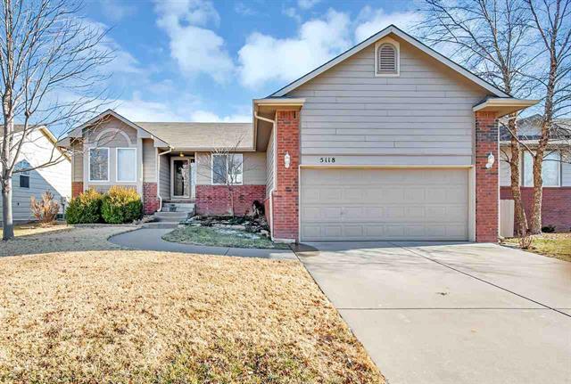 For Sale: 5118 N Osprey Circle, Wichita KS