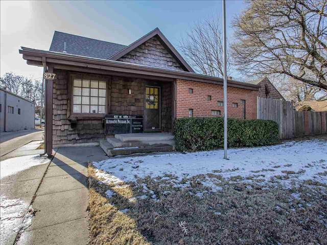 For Sale: 827 W 13TH ST N, Wichita KS