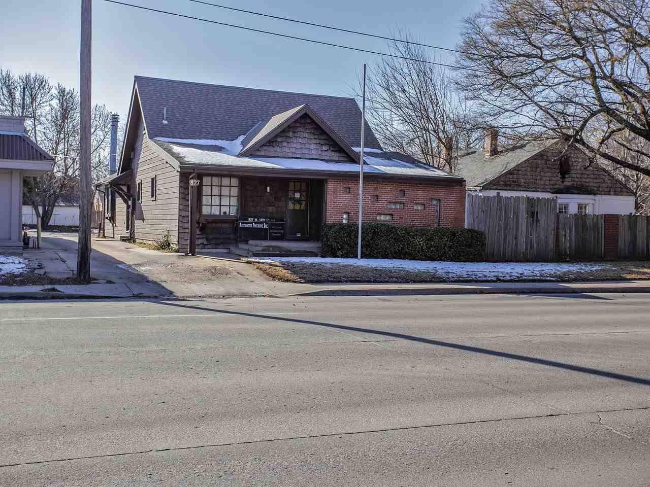 For Sale: 827 W 13TH ST N, Wichita KS