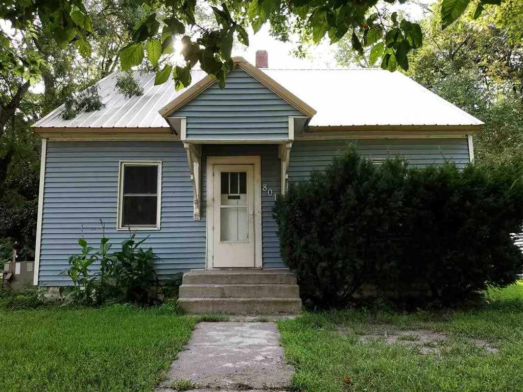 Nice 4 bedroom home on a corner lot! This home would make a great 1st time home or investment property! The home has enough room for a big family at an affordable price! The home has been freshly painted, and the carpet is newer as well. This home is being sold as is, repairs will not be made.