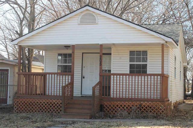 For Sale: 205 N Elm Street, Newton KS