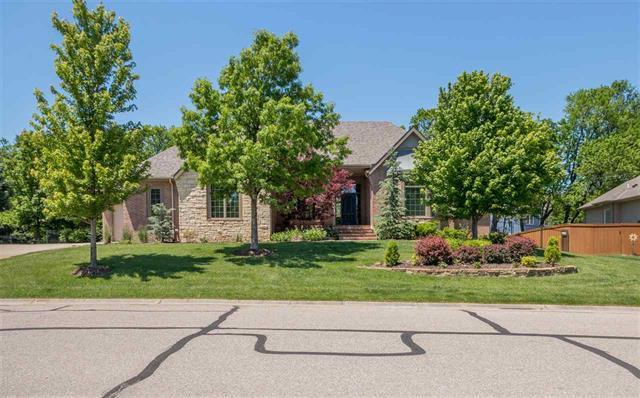 For Sale: 1813 N Glen Wood Circle, Wichita KS