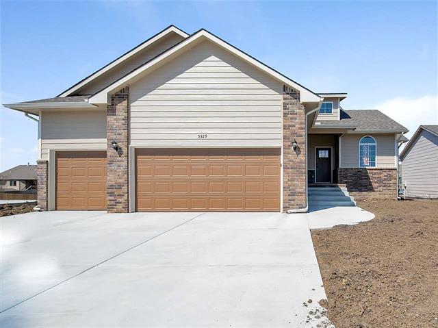 For Sale: 5329 N Pebblecreek Ct., Bel Aire KS