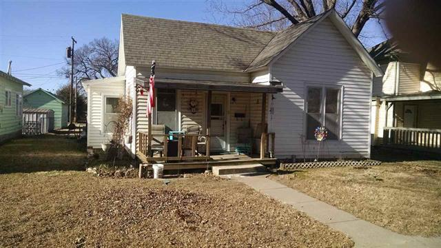 For Sale: 611 N B St, Arkansas City KS