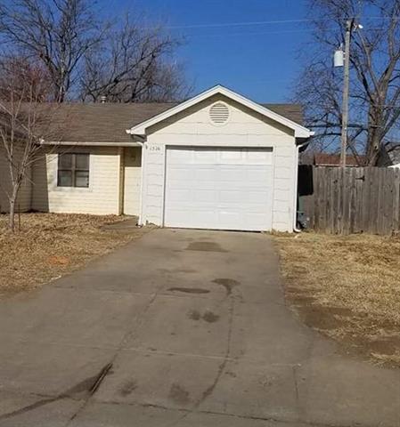 For Sale: 1516 E GALENA ST, Wichita KS