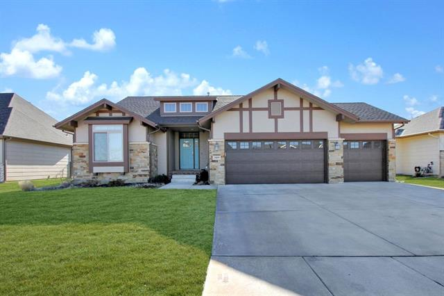 For Sale: 3809 N Estancia Ct, Wichita KS