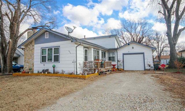 For Sale: 206 N Poplar St, Douglass KS