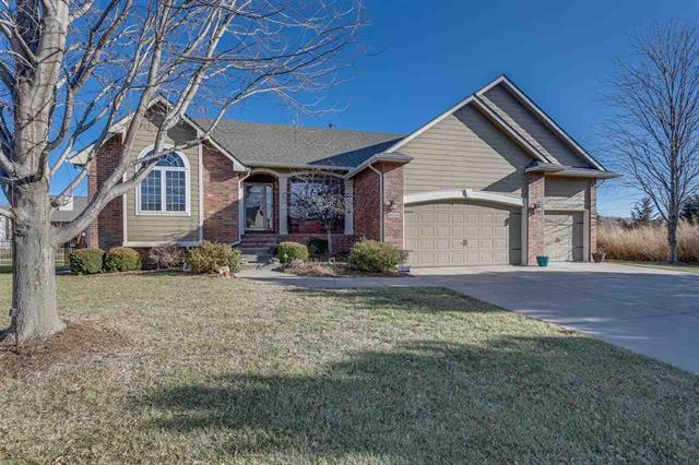 For Sale: 9019 W Silver Hollow Ct, Wichita KS