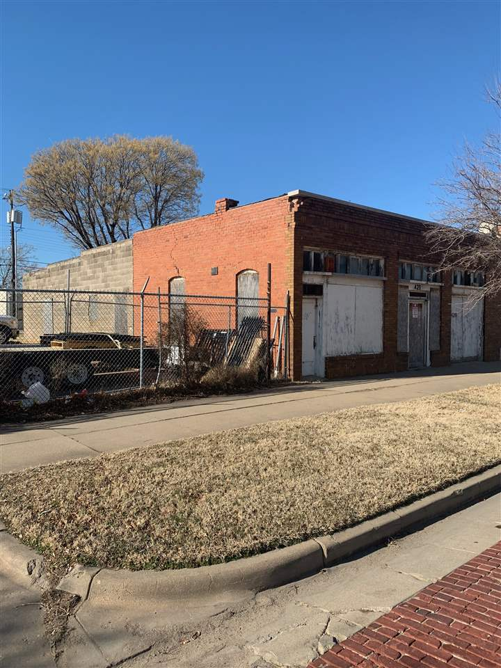 For Sale: 429 S Saint Francis, Wichita KS