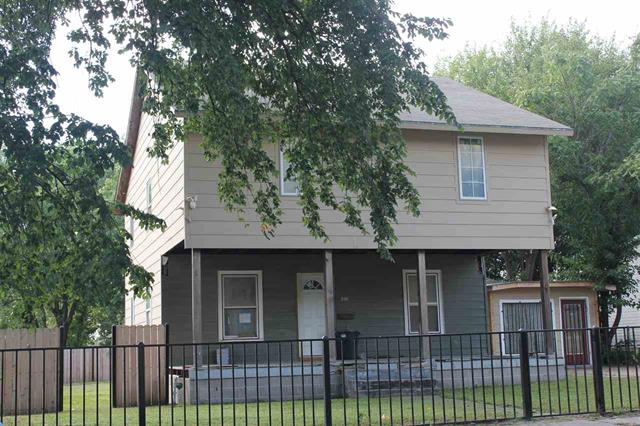 For Sale: 201 N Elm, Newton KS