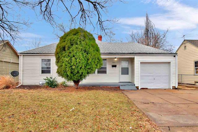 For Sale: 721 S Lightner, Wichita KS