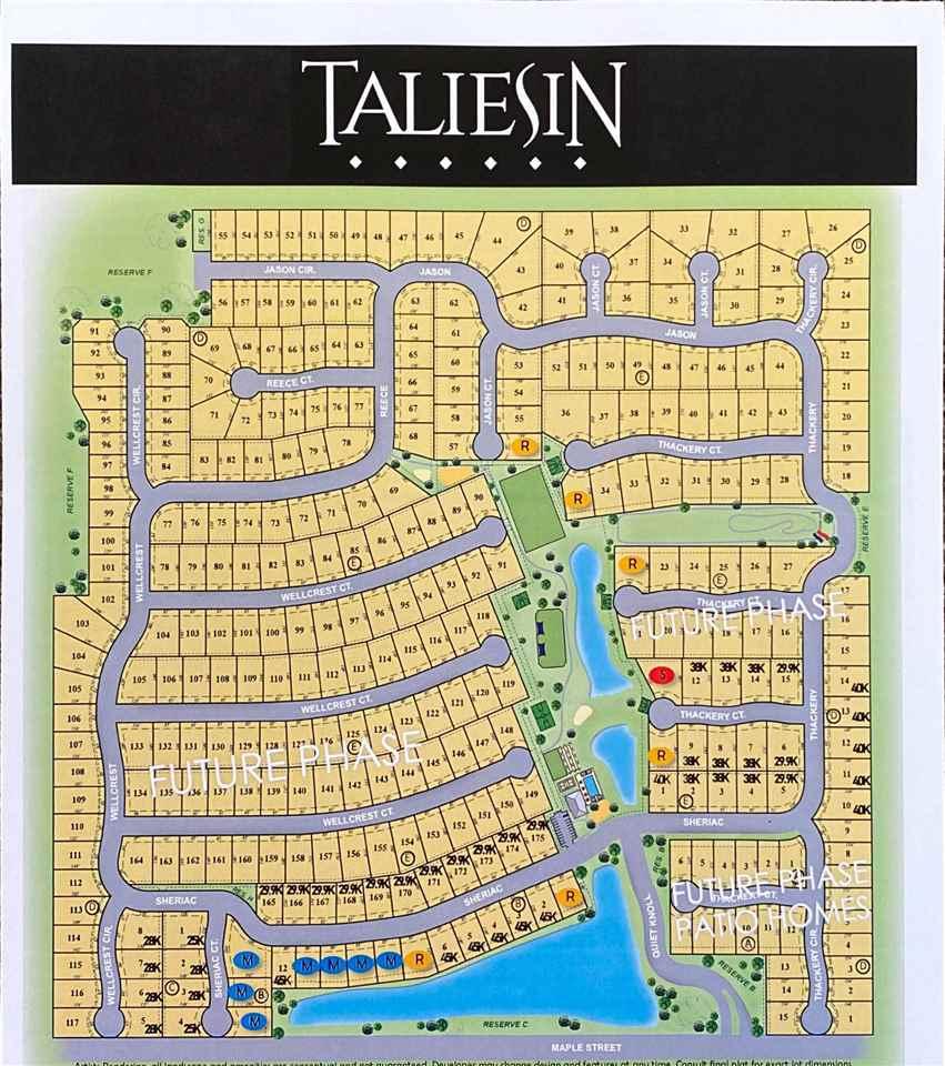 For Sale: 15915 W Sheriac, Wichita KS