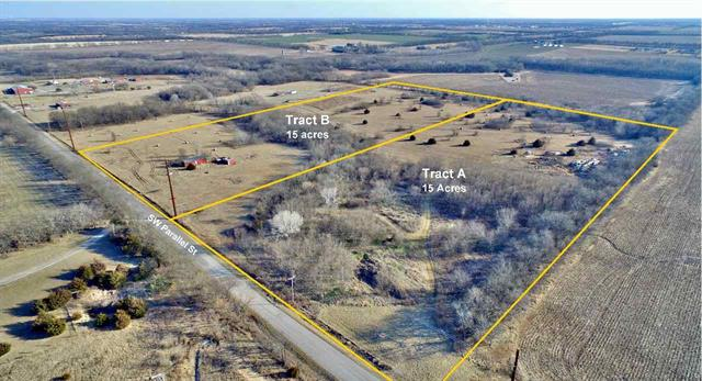 For Sale: East of  Parallel Rd and Butler Rd – Tract A, Benton KS