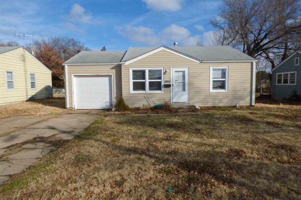 1126 S EDGEMOOR St, Wichita, KS, 67218
