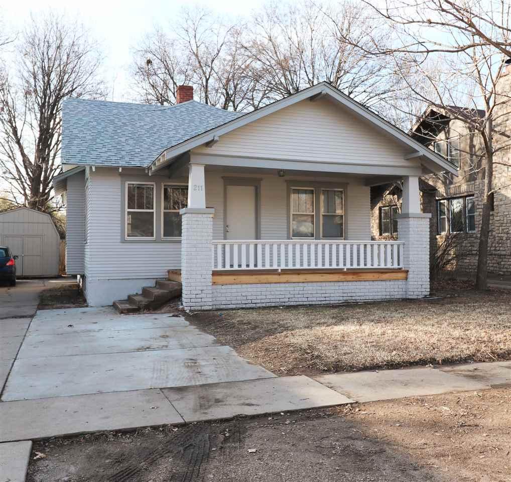 211 N SEDGWICK St, Wichita, KS, 67203