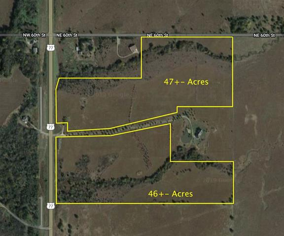 For Sale: 000 NW HWY 77, El Dorado KS